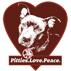 Pitties Love Peace, INC