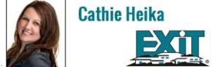 Cathie Heika, Exit Realty