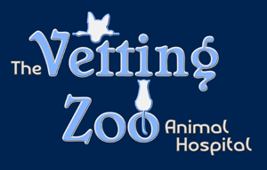 Dr. Diane Ford with the Vetting Zoo