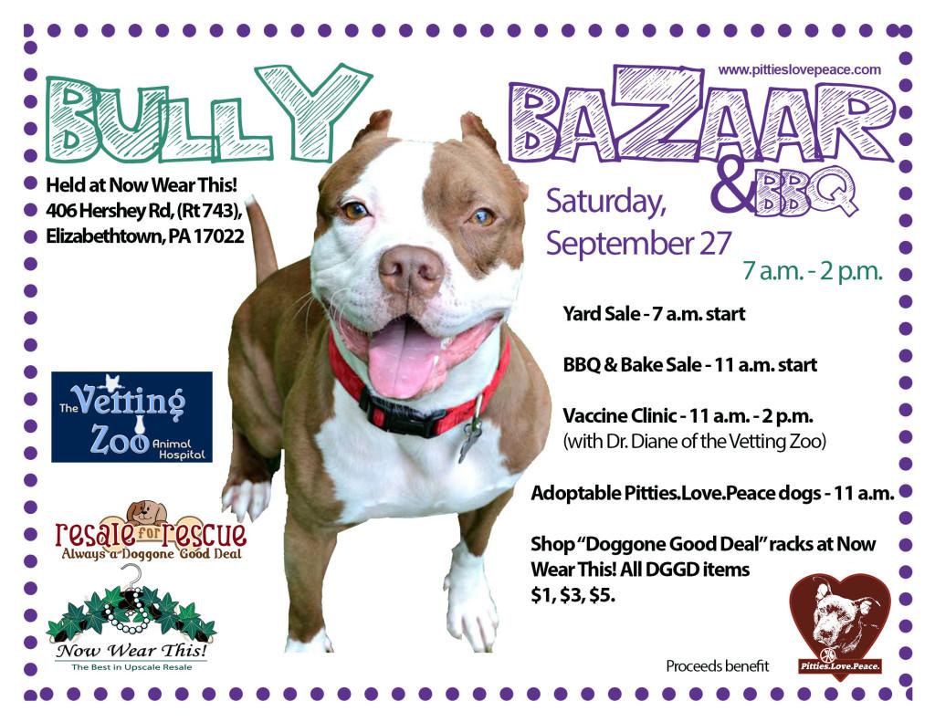 bully bazaar 2014