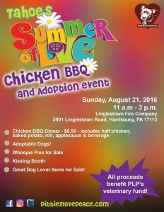 Tahoe's Summer of Love Chicken BBQ Fundraiser