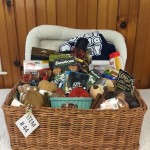 Sampling of silent auction items
