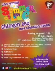 2nd Annual Chicken BBQ