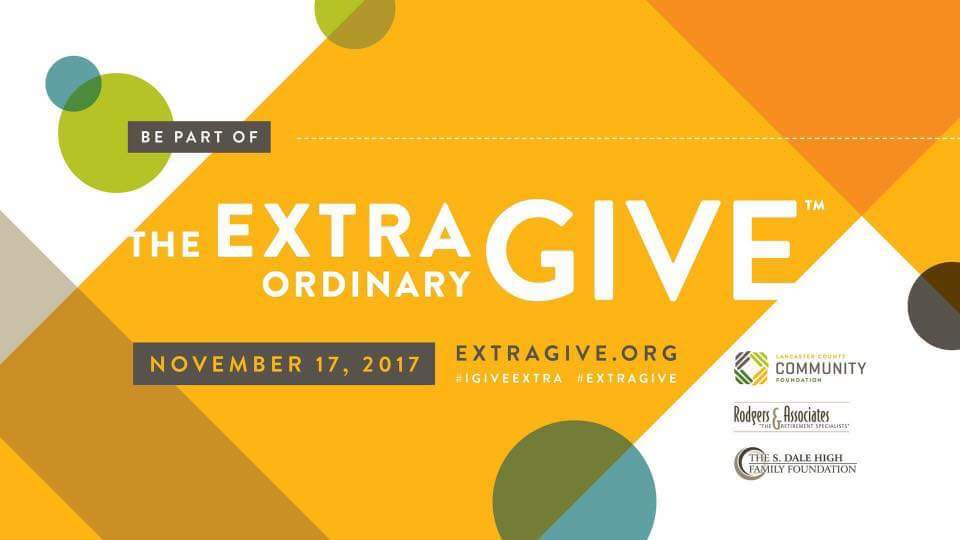 Extraordinary Give 2017 - Lancaster, PA